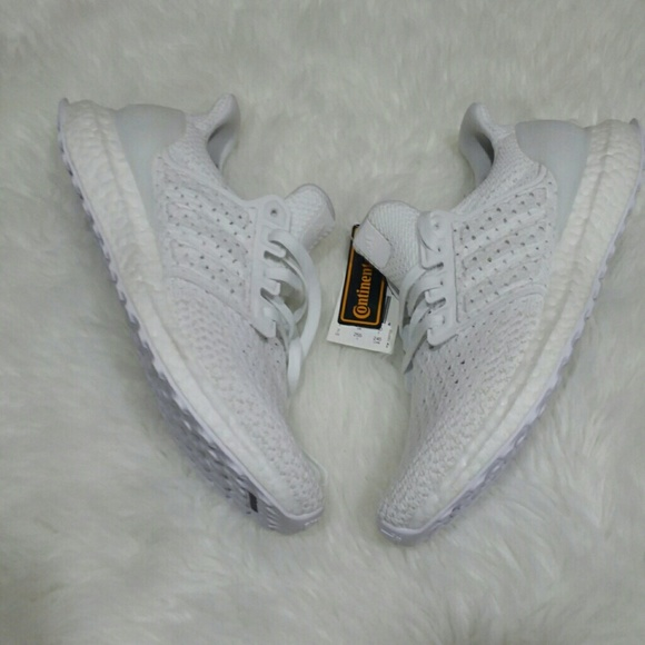 290ce6220 New Adidas UltraBOOST Clima White Running Shoes